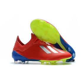 Chuteira Adidas X 18.1 Futebol Chuteiras Adultos - Chuteiras no ... 25ca01c4a8722