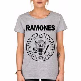 Remera Musculosa Ramones Joey Johnny Hombre Mujer Excelentes