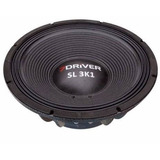 Alto Falante 7drive Audio 15p Sl 3k1 1550 4 Black Friday