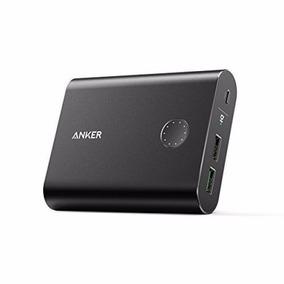 Cargador Portatil Anker 13400mah Quickcharge 3 A1316h Iphone