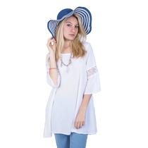 Vestido,remeron Bobo ,bambula ,rayon En 4 Talles-axioma