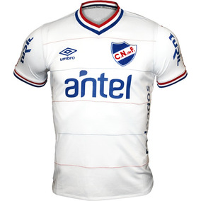 Camiseta Jr. Club Nacional De Football | Umbro - Blanca