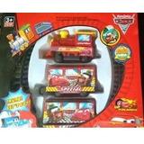 Pista Tren De Ben 10,cars, Thomas, Spiderman Vagones Pila