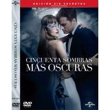 Dvd 50 Sombras Mas Oscuras Estreno Original Nuevo Cerrado
