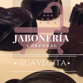 Jabón Corporal 100% Natural - Café, Sábila, Nopal, Etc.