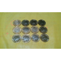 Monedas Conmemorativas De 20 Pesos Morelos