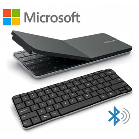 Teclado Microsoft Wedge Mobile Inalambrico Via Bluetooth