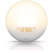 Philips Hf3510 Wake-up Light Terapia De Luz