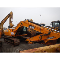 Excavadora De Cadenas Usada Jcb Js220nlc 2014 2395h En Venta