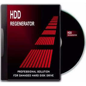 Hdd Regenerator - Reparador De Hd - Original - Via E-mail