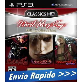 Ps3 Devil May Cry Hd Collection - Digital Psn Envio Rapido