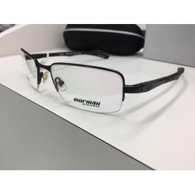 Oculos Receituario P  Grau Mormaii Titanium Mo 1532 432 54 585dd760c3