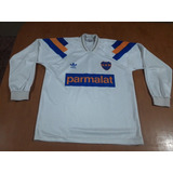 Camiseta adidas Boca Juniors Parmalat Alternativa 1992