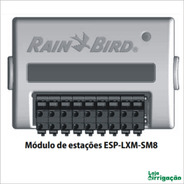 Módulo Expansão 8 Estações Para Controlador Esp-lx M