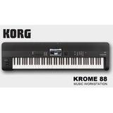 Korg Krome 88 Sintetizador Workstation 7/8 Teclado Piano