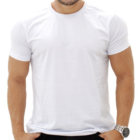 Camisas Masculinas Para Sublimação Kit 100peças100% Poléster