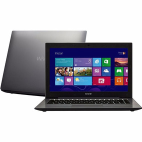 Notebook Ultrabook Win Intel Dual Core-4g Wi-fi Brinde