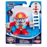 Muñeco Sr Cara De Papa Mini 8cm Hasbro Transformers Rescue