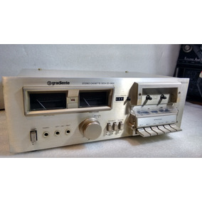 Gradiente Stereo Cassette Deck Cd-2800