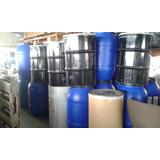 Tambores Plasticos Azules 100 Y 200 Lt Con Tapa Y Precinto