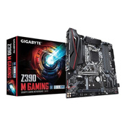 Mother Gigabyte S1151 Z390 M Gaming Intel Lga 1151 Nickhard
