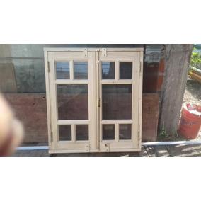 aberturas ventanas de madera en mercado libre argentina