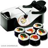 Máquina Sushi Enrolador Portatil Profissional Faca Caseiro