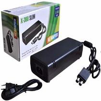 Fonte Para Xbox 360 E Slim Ac Adapter Alimentação Bivolt