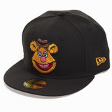 Boné New Era 59fifty - Muppets Fozzie - Disney - Aba Reta