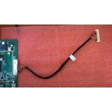 Cabo Flat Flex Tv Semp Toshiba Regza Lcd 32 Pol