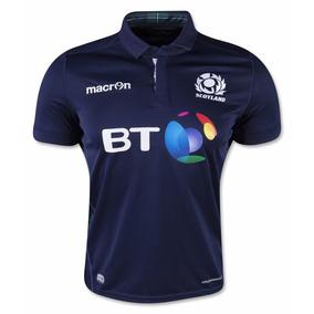 Camiseta Rugby Escócia Pronta Entrega All Blacks