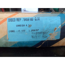 Disco Embreagem 240mm 14 Estrias Omega 4.1 6cc 93/98