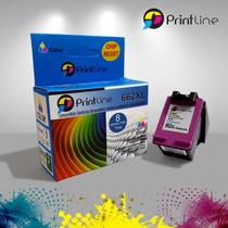 Cartucho Generico Xl 662 Color Printline 16ml