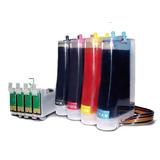 Sistema Continuo Para Impresora Epson T22 Tx120 Tx130