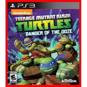 Tartarugas ninjas ps3 jogos ps3 no mercado livre brasil tartarugas ninja nickelodeon danger of the ooze ps3 psn thecheapjerseys Image collections
