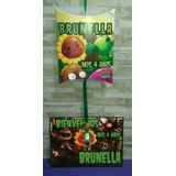 Piñata Cartel Banderin Invitaciones Cumples Personalizados