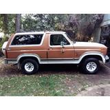 Ford Bronco 1981 Original