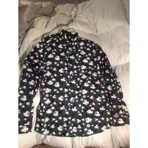 Camisa Disney Mickey Mouse H&m Original Retro Swag Moda Polo