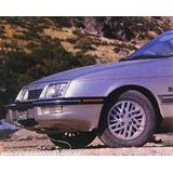 Paragolpe Delantero Ford Sierra 84/ 93 Reforzado Fibra Vidri