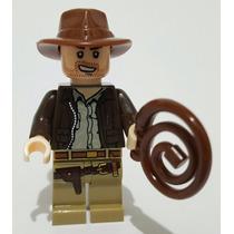 Lego Similar Minifigura Boneco Indiana Jones