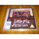 Cd+dvd Little Mix / Glory Days (nuevo Y Sellado) Deluxe Edi