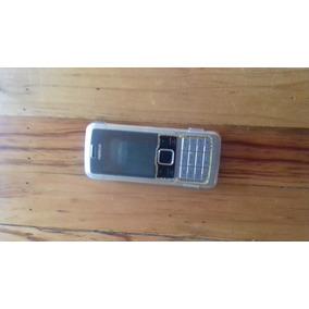 Nokia 6300 Acero Inoxidable Con Carcasa