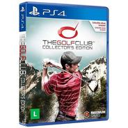 The Golf Club Collector's Edition - Ps4 Mídia Física Nova