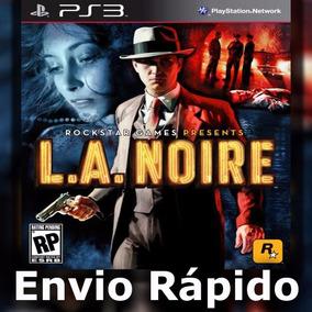 La Noire - Jogos Ps3 Psn