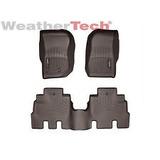Alfombra Weathertech Bandeja Jeep Wrangler Piso 4 Ptas Ps4x4