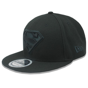 Gorra Ne 950 Side Flect Ent Superman Blk Osfa