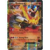 Pokemon - Emboar-ex (14/122) - Xy Punto De Ruptura - Holo