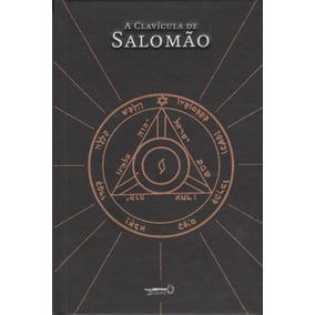 Livro A Clavícula De Salomão + Dogma E Ritual Da Alta Magia