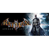 Batman Arkham Asylum Goty Para Pc (steam) Original