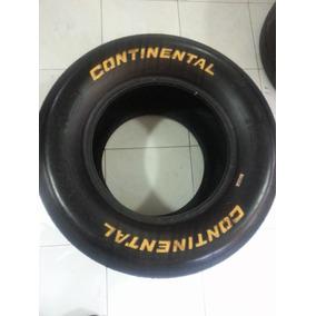 Sliks R 15 Continental 27x10r15 Seminuevos Compuesto Suave